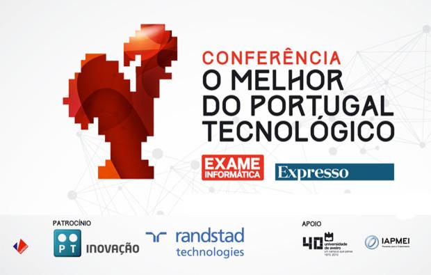 Conferência O Melhor do Portugal Tecnológico