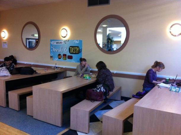 Ambiente de aprendizagem flexível