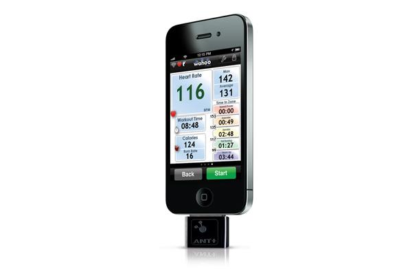 Conector de fitness para iPhone