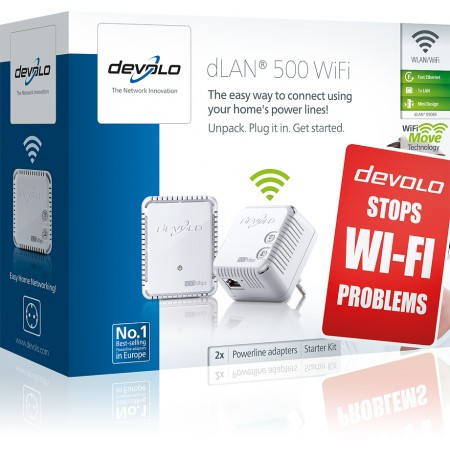 dLAN® 500 WiFi