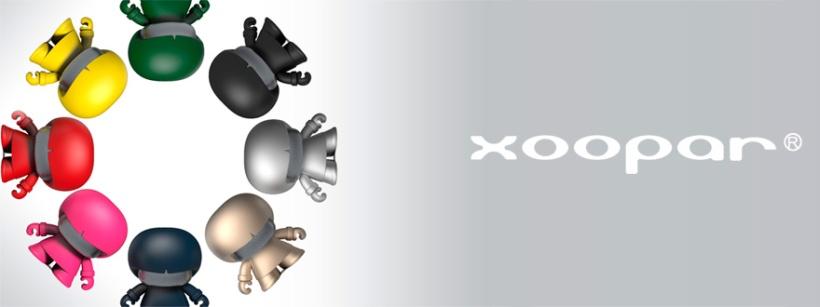 Coluna Portátil Bluetooth Xoopar Boy