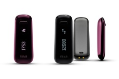 Fitbit One Bordeaux