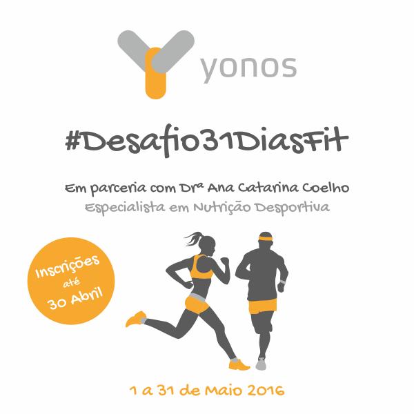 #Desafio31DiasFit